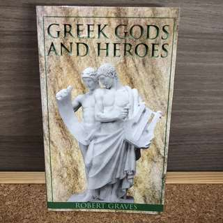 Greek Gods and Heroes (English Ver.)