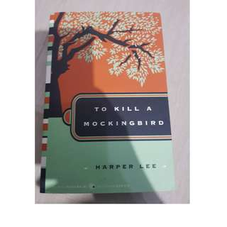 how to kill a mockingbird #kanopixcarousell