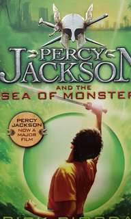 🚚 Percy Jackson and the sea of monsters