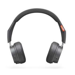 Plantronics Backbeat 505 Wireless On-Ear Sport Headphones (Dark Grey)