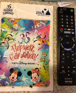 Disney 35th happiest celebration