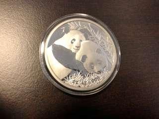 2012 Singapore international coin fair 1oz silver