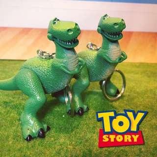 🚚 全新玩具總動員恐龍吊飾
