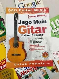 Jago main gitar
