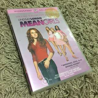 Mean Girls (2004) - Original Import DVD