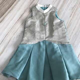 Dress kakapo