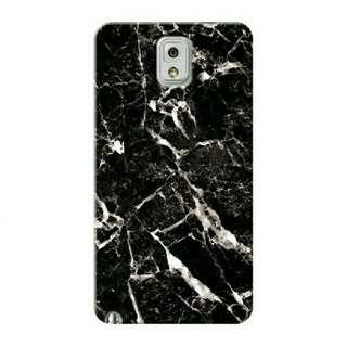 Black Marble Vein Samsung Galaxy Note 3 Custom Hard Case