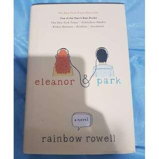 Eleanor & Park Hardcover #kanopixcarousell