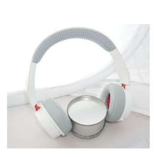 Plantronics Backbeat 505 Wireless On-Ear Sport Headphones (White)