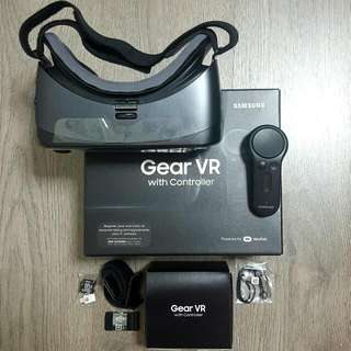 Samsung Gear VR3 with Controller