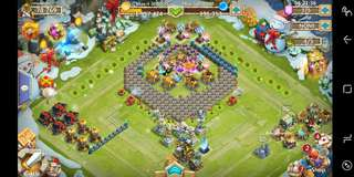 Castle clash account