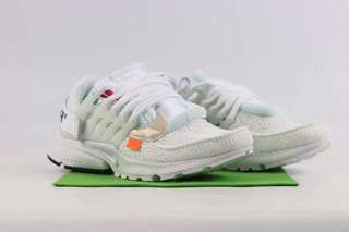 Nike Presto X offwhite 耐克王OW聯名