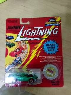 Johnny lighting