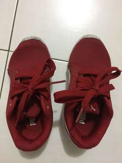 Puma toddler shoe