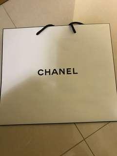 Chanel 紙袋 35 x 30 cm