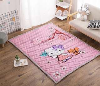 🚚 New product Promotion: Baby's floor mat  Crawling mats / Hello Kitty Carpet