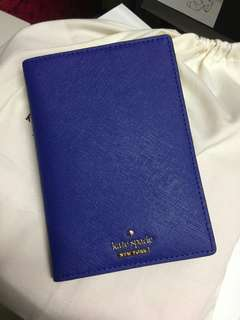 Kate spade authentic passport holder