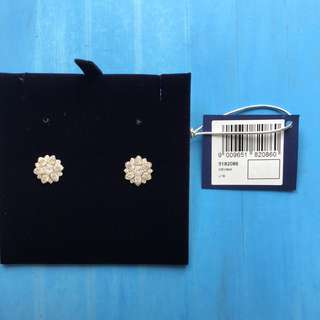 Swarovski crystal earrings施華洛世奇水晶耳環