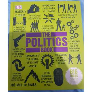 The Politics Book #kanopixcarousell