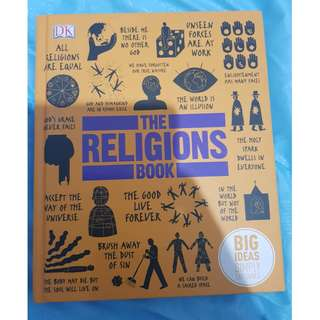 The Religions Book Hardcover #kanopixcarousell