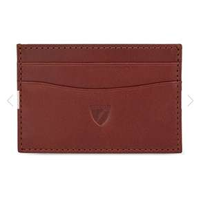 ASPINAL OF LONDON Slim credit card case