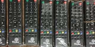 Tv plus remote replcament