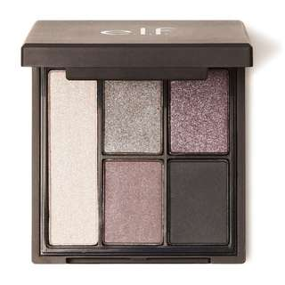 e.l.f. elf Clay Eyeshadow Palette Smoked to Perfection