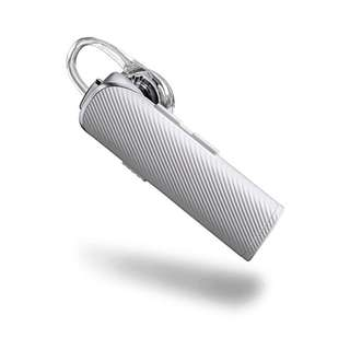 Plantronics Explorer 110 Bluetooth Wireless Headset features (Storm White)
