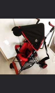 Preloved Disney Licensed Foldable Stroller