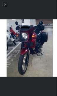 Classic Bike BMW K75