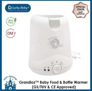 BNIB Baby Bottle Warmer