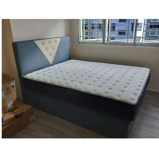 My President Hotel Quality Pocket Spring Mattress