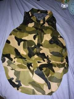 Camouflage Long back