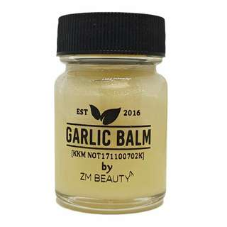 Garlic Balm By ZM Beauty
