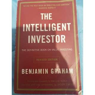 The Intelligent Investor #kanopixcarousell