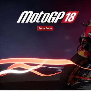 MOTOGP 18 (PC/LAPOTOP GAMES)
