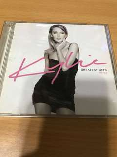 Kylie greatest hits 87-97 album