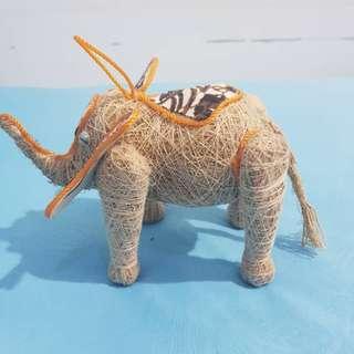 Wooden Elephant #kanopixcarousell