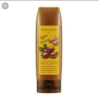 BNIP Nature Republic Argan Hydro Hair Essence