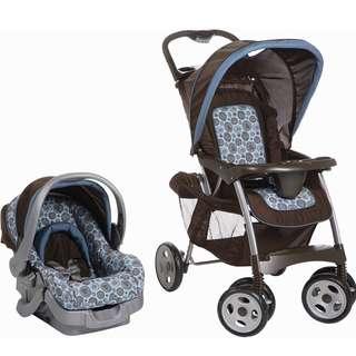 Safety 1st Jaunt Stroller/Travel System