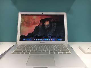 MacBook Air 13 2013 Mid