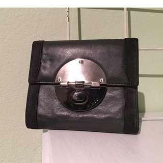 Mimco Dark Khaki Wallet