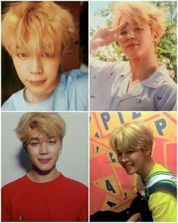 [LF/WTB] JIMIN LOVE YOURSELF: HER PHOTOCARDS