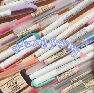 Stationery Grab bag! :D