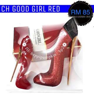 CH GOOD GIRL RED GIFT SET