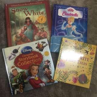 fairy tales books bundle