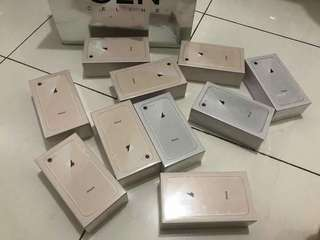 Iphone 8 brandnew