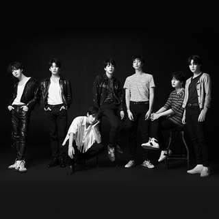 BTS LOVE YOURSELF TEAR POSTER O VER