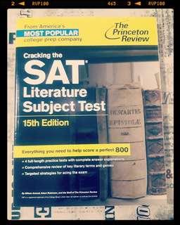 SAT Literature. Princeton