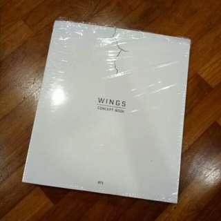 [LF/WTB] BTS Wings Concept Book